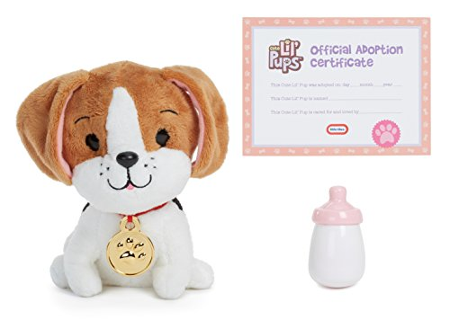 Little Tikes 644856 Just Born Puppy Beagle - Peluche de Peluche