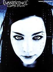 Partition : Evanescence Fallen Guitar Tab