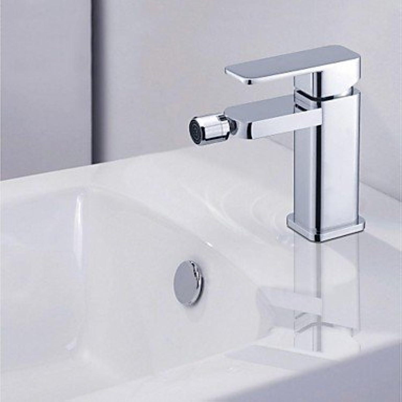 HMer Solid Brass Horizontal Spout Bidet tap(DF-P1001001)