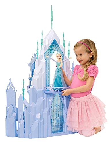 Disney Princess CMG65 - Frozen - Castello di Elsa