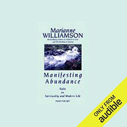 Manifesting Abundance audiobook cover art