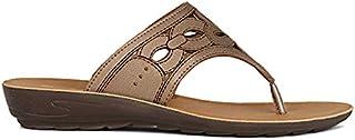 BATA Girl's Mecham Thong Fashion Slippers