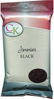 CK Products 16 Ounce Jimmies/Sprinkles Bag, Black