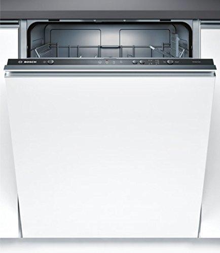 Bosch Serie 2 SMV24AX00E lave-vaisselle Entièrement intégré 12 places A+ - Lave-vaisselles (Entièrement intégré, Taille maximum (60 cm), Noir, Boutons, LED, 1,75 m)