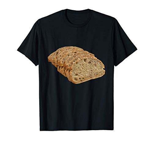 Sliced Bread Fresh Rye Multi Grain T-Shirt