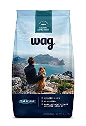 Amazon Brand - Wag Dry Dog Food, 35% Protein, No Added Grains