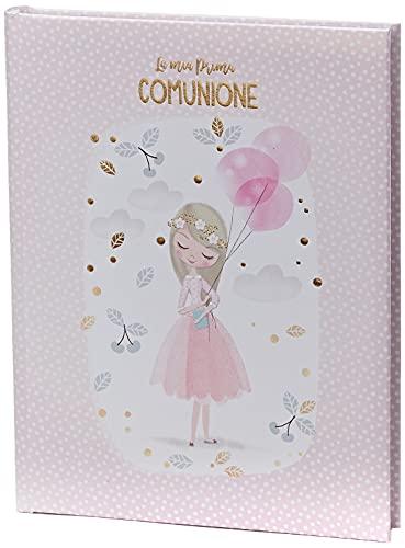 Busquets Libro Prima Comunione Bambina Tutu by