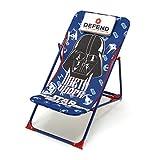 Arditex SW9466 - Silla tumbona plegable, diseño Star Wars