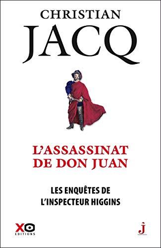 Les enquêtes de l'inspecteur Higgins - tome 15 L'assassin de Don Juan (15)