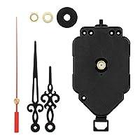 joyMerit 時計針 ロングシャフト 時計ムーブメント 交換 修理 ムーブメント パーツ クォーツ 時計アクセサリー