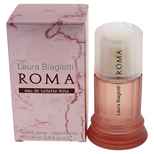 Laura Biagiotti Rosa femme/woman Eau de Toilette Spray, 25 ml
