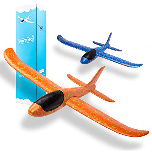 Model Foam Airplane