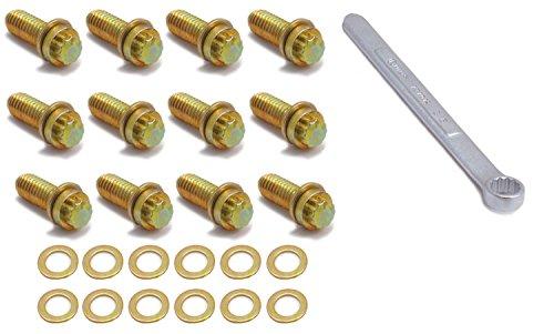 Spectre SPE-46523 Performance 46523 12-Point Intake Bolt