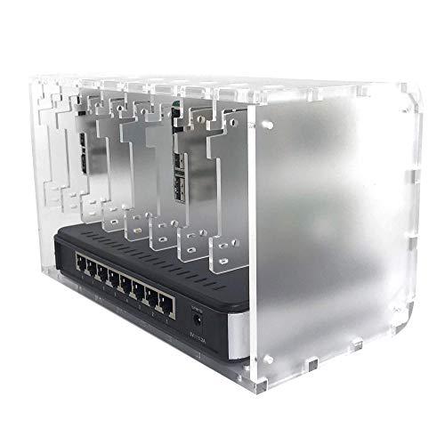 FUNDA CLOUDLET Cluster: para Raspberry Pi y otros ordenadores de...