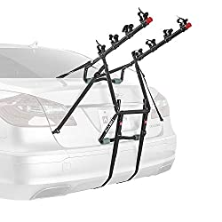 Top 10 Best Selling Bike Trunk Mount Racks For Car Reviews 2020