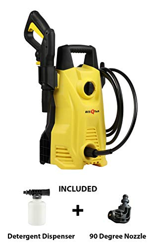 ResQTech 1500 Watt 125 Bar High Pressure Washer RSQ-PW103