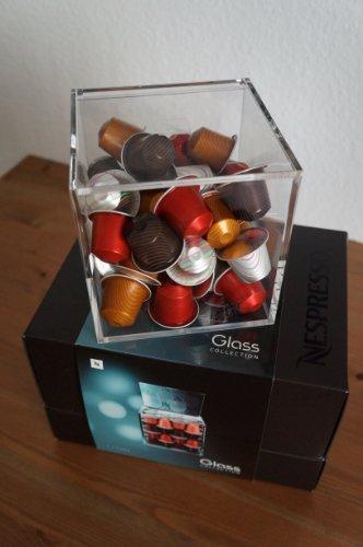 Nespresso Cube Würfelbox