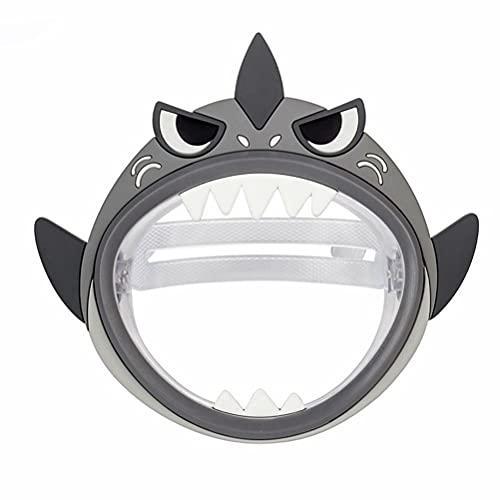 Prevessel - Occhialini da nuoto per bambini, impermeabili, anti appannamento, protezione UV, per bambini e ragazze, occhiali da nuoto