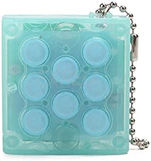 Novelty Toy Electronic Bubble Squeeze Wrap Stress Relieve Gadget Keychain