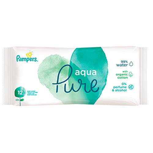 Pampers Aqua Pure Babytücher