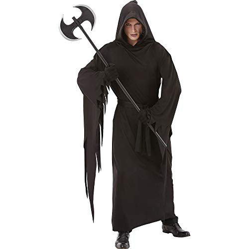 AMSCAN Scream Robe Halloween Costume for Adults, One Size, with Belt