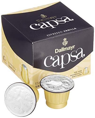 Dallmayr Capsa Espresso Vanilla, 56 g