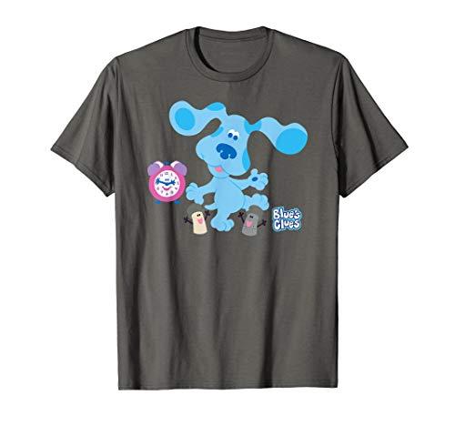 Blues Clues Classic Blues Group T-Shirt