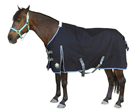TEKE Ultimate Turnout Horse Sheet 1050D Ballistic Nylon with no Filling