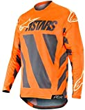 Alpinestars Maillot Motocross 2019 Racer Braap Orange (M, Orange)