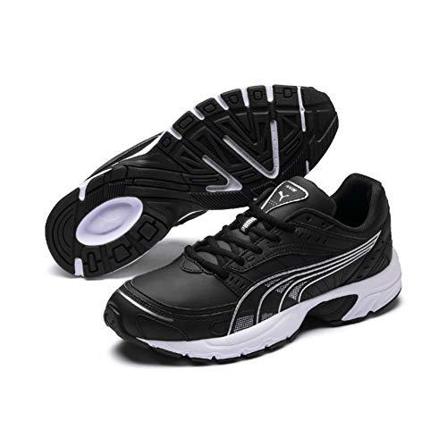 Puma Axis SL', Scarpe da Fitness Unisex-Adulto, Nero Black Silver, 42.5 EU