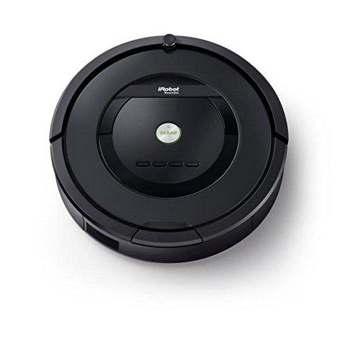 iRobot Roomba 875 Saugroboter (14,67 Watt, Staubbehälter Typ) schwarz