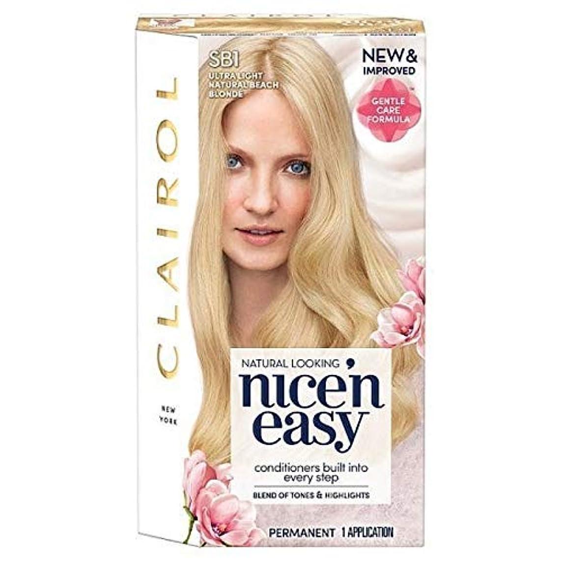 除外する公演指定する[Nice'n Easy] Nice'N簡単Sb1の夏のブロンド - Nice'n Easy Sb1 Summer Blonde [並行輸入品]