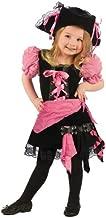 Fun World Pink Punk Pirate Toddler