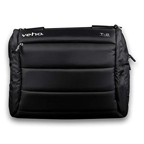 Veho 15.6' Hybrid Laptop Bag T2 3-in-1 Backpack/Messenger Bag
