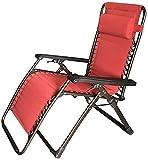 HUAXUE Garten-Klappstuhl. Faltende Lounge Chair Mittagessen Pause Falten Faulenstuhl Outdoor Freizeit Erwachsene Sommerstuhl NAP Geeignet für Schlafzimmer, Wohnzimmer, Esszimmer