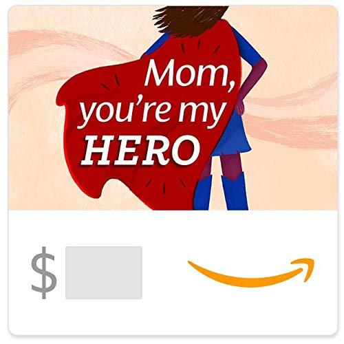 Amazon eGift Card - Mother's Day Super Hero Mom