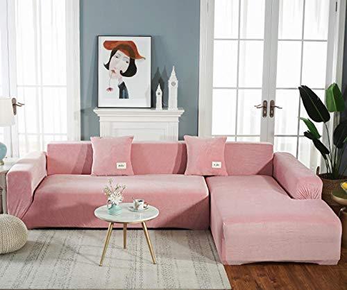 lxylllzs Sofa ÜBerwurf Stretch Sofabezug,Elastische universelle Sofabezug, All-Inclusive-Sofabezug aus Stoff,Sofabezug FüR Sofa, Sofaschutz