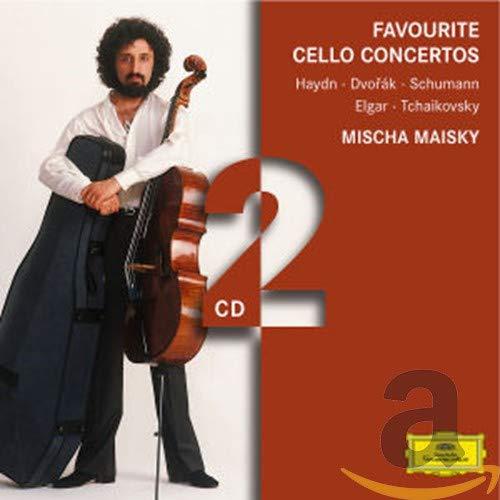 Favourite Cello Concertos (2005)
