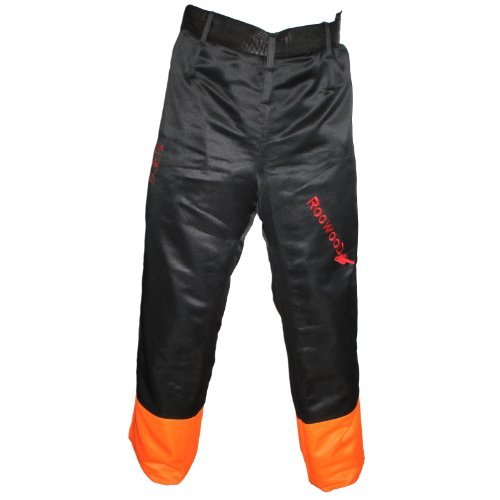 Chainsaw Protective Chaps / Seatless Trousers / Leggings 33' - 40'