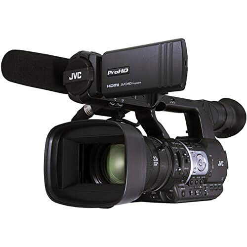 Best Price JVC GY-HM620 Camcorder, 3.5, Black