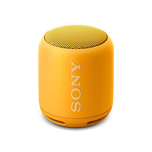 Sony SRS-XB10Y- Altavoz inalámbrico portátil (Bluetooth, Extra Bass, NFC, 16h de...