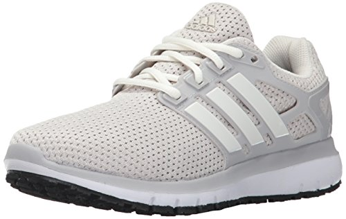 adidas Men's Energy Cloud WTC m Running Shoe, Talc/White/Grey Two, 8.5 Medium US