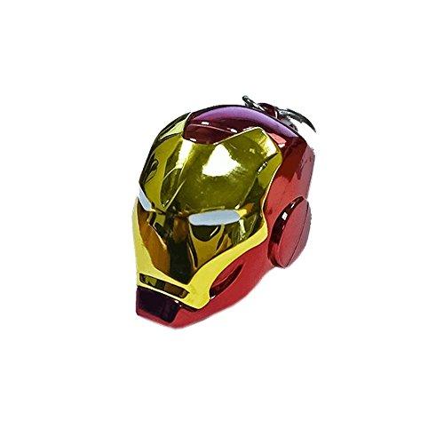 Iron Man - Helm - Schlüsselanhänger aus Metall   MARVEL Comics Avengers