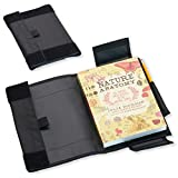 Book-it! Adjustable Travel Book & Bible Cover - Black