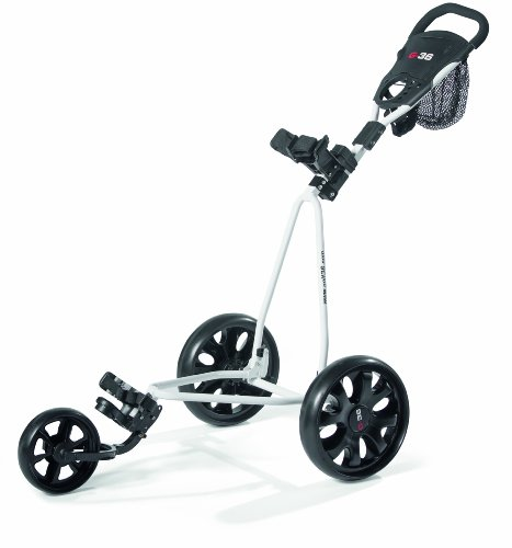 Golf36 Junior Trolley GC-604301, weiss
