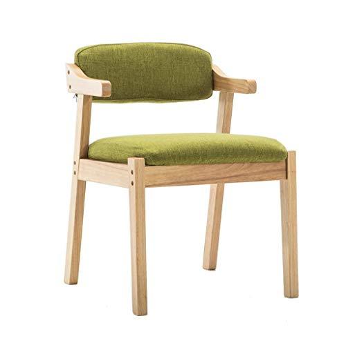 WN-Hocker 30 Zoll aus Massivholz Stühle, Bequeme Lederkissen Mit Rückenlehne, Teegeschäft Kaffeestuhl Bürostuhl Computer-Stühle Mit dem WN-Barhocker (Color : #12)