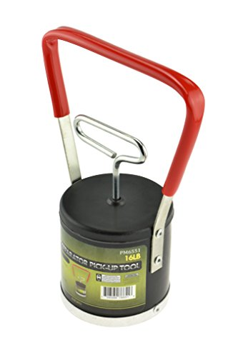 SE 16-lb. Magnetic Separator Pick-Up Tool with Quick Release - PM6551