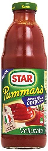 Star Pummarò, Passata Vellutata di Pomodori - 700 gr