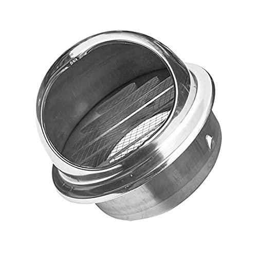 SZBLYY Rejilla ventilacion 100/150 mm Pared de Acero Inoxidable Ventilación de Aire de la Pared de la ventilación de la ventilación de la Rejilla de Escape de la Rejilla de la Cubierta de la Cubierta