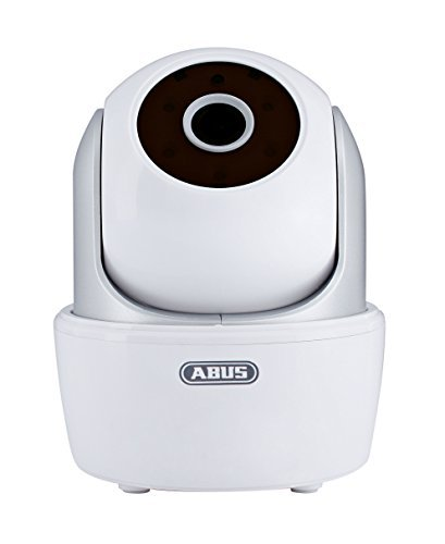 ABUS TVAC19000B Wireless Indoor Pan and Tilt Camera by ABUS